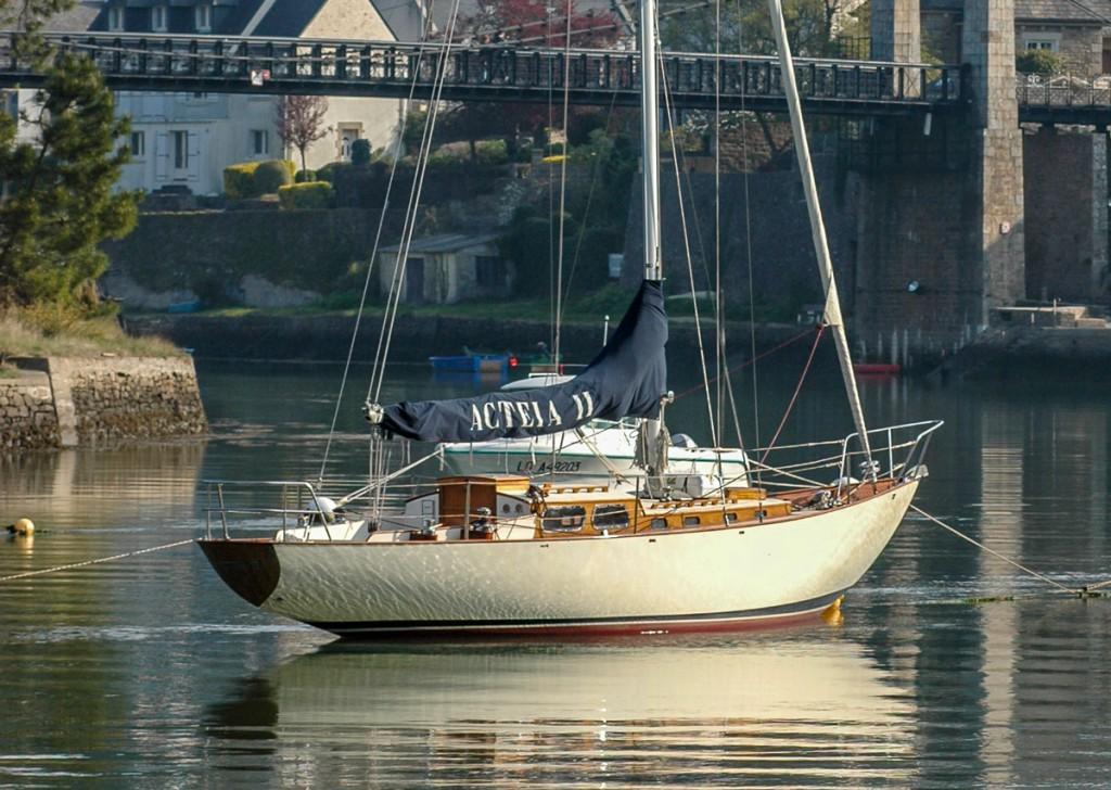Yachts du Patrimoine Maritime - Acteia II