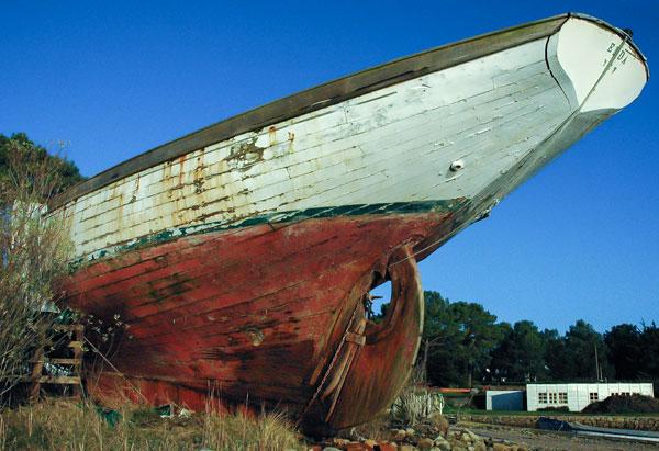 voilier patrimoine yacht