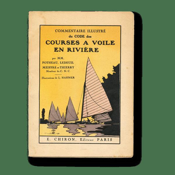 Code des courses à voile en rivière - 1929