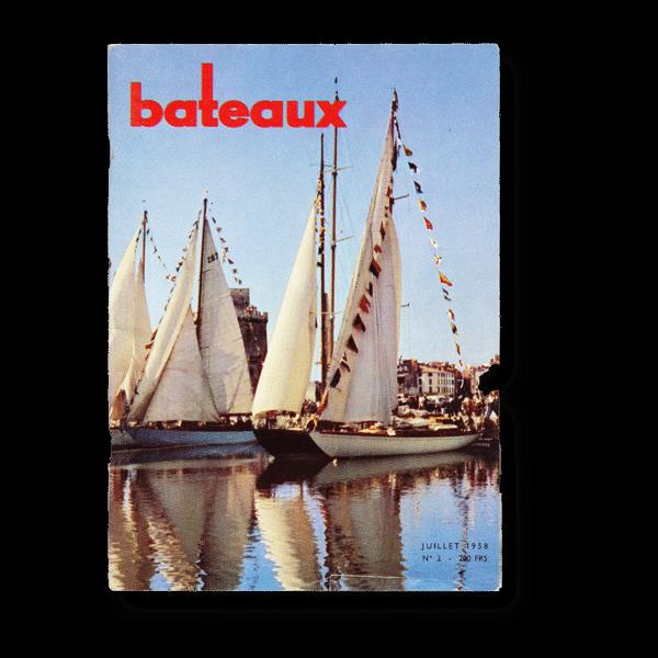 N°2 de la revue Bateaux
