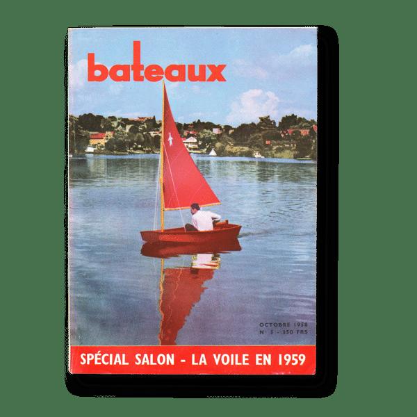 N°5 de la revue Bateaux