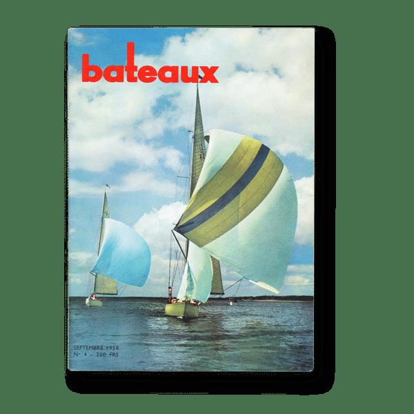 N°4 de la revue Bateaux
