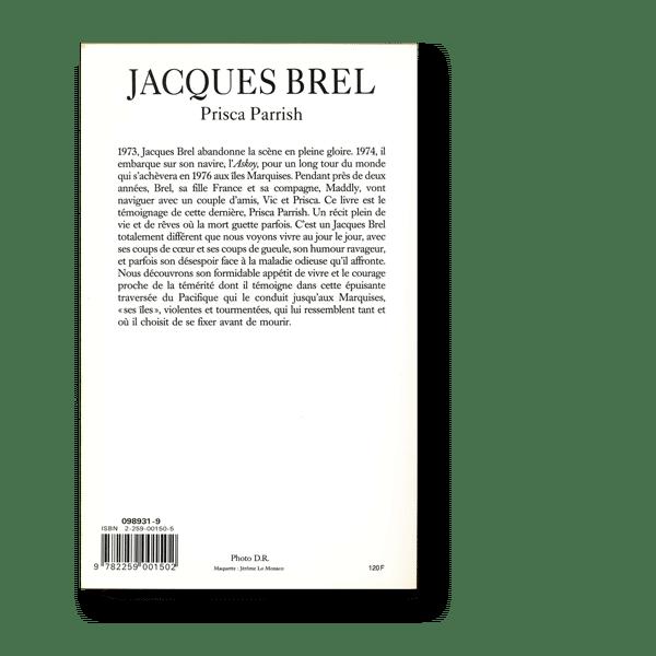 Jacques Brel - L'Homme et la mer