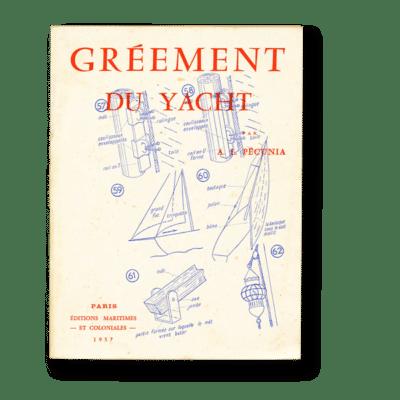 Gréement du Yacht, deuxième édition (1957)