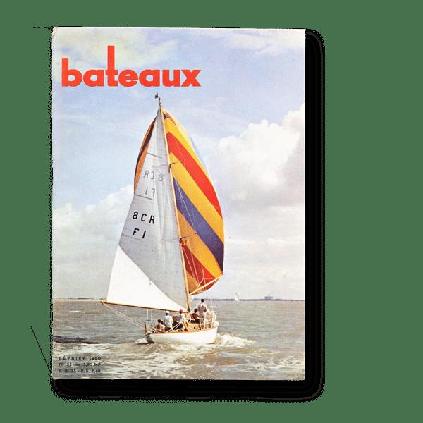 N°21 de la revue Bateaux