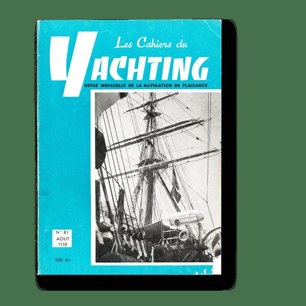 Revue Les Cahiers du Yachting