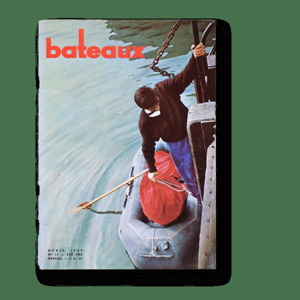 N°11 de la revue Bateaux