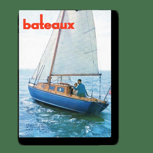 N°14 de la revue Bateaux