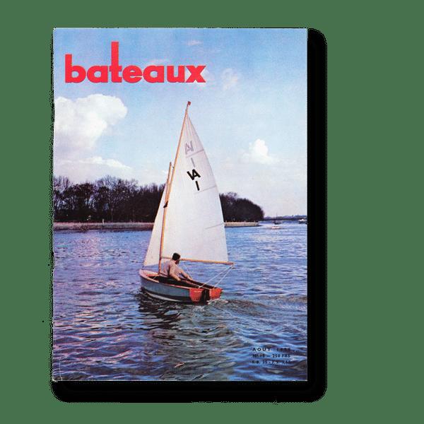 N°15 de la revue Bateaux