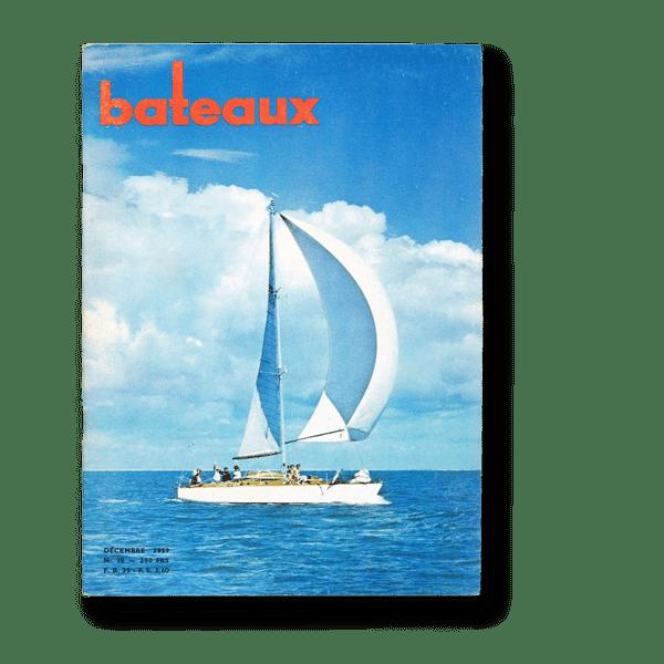 N°10 de la revue Bateaux
