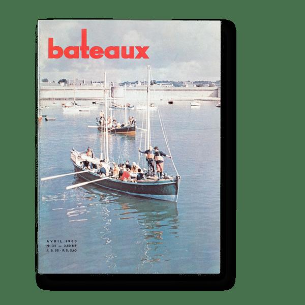 N°23 de la revue Bateaux