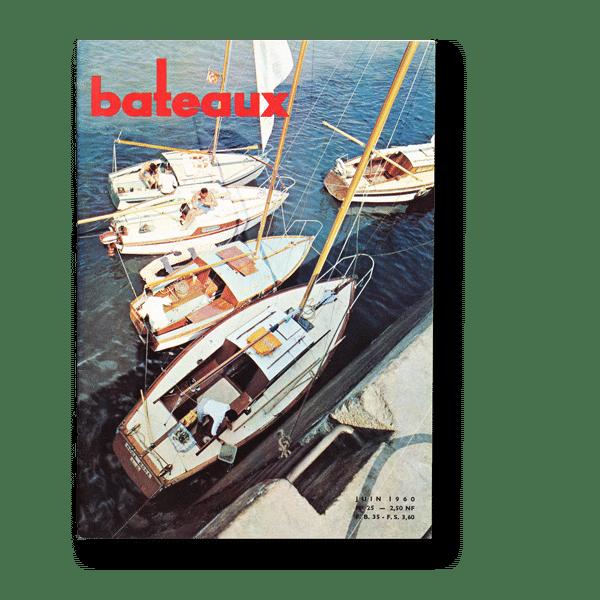 N°25 de la revue Bateaux