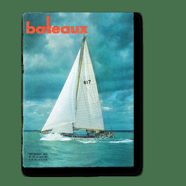 N°28 de la revue Bateaux