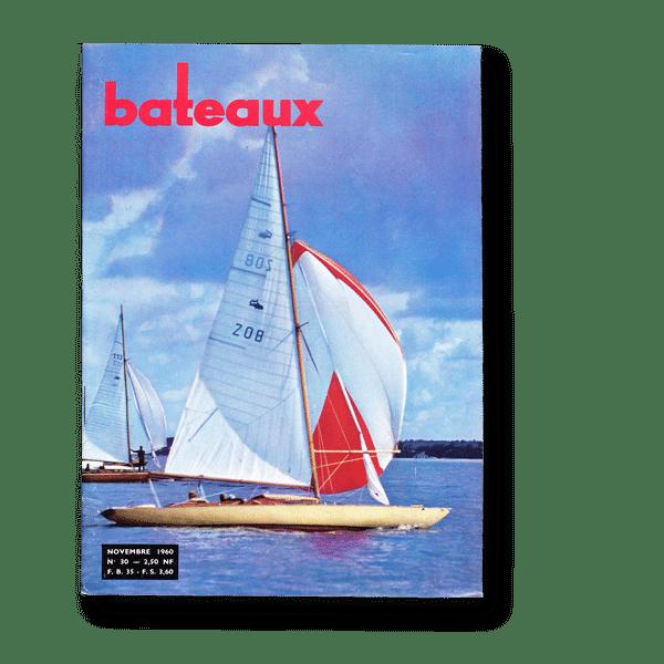 N°30 de la revue Bateaux