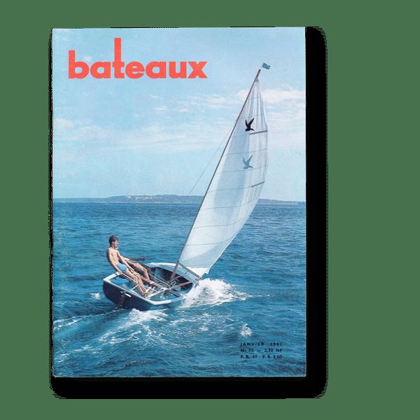 N°32 de la revue Bateaux