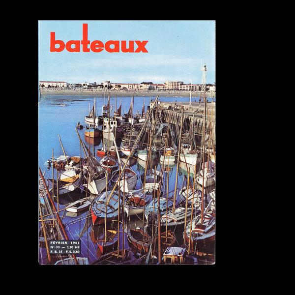 N°33 de la revue Bateaux