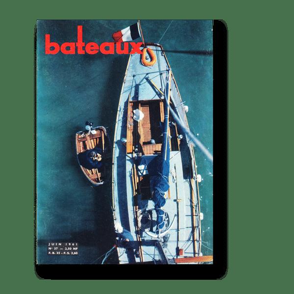 N°37 de la revue Bateaux