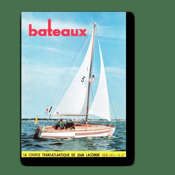 N°39 de la revue Bateaux