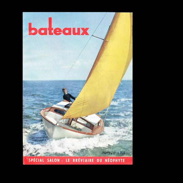 N°41 de la revue Bateaux