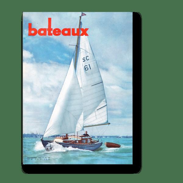 N°42 de la revue Bateaux