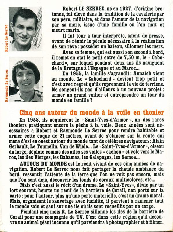 Robert Le Serrec - Autour du monde