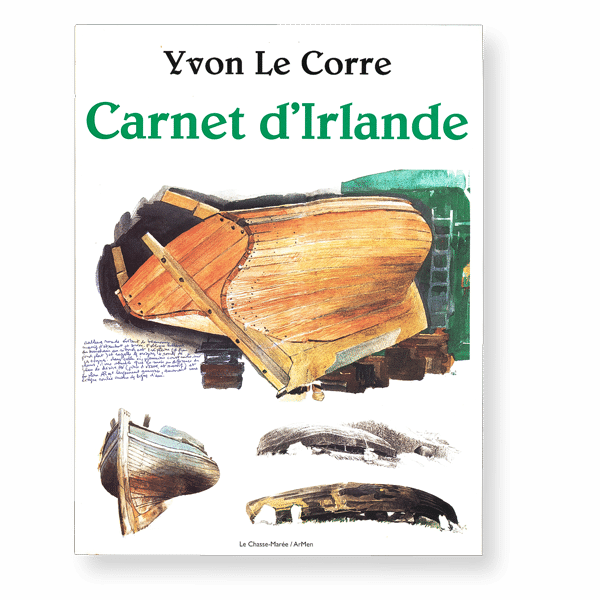 Yvon Le Corre - Carnet d'Irlande