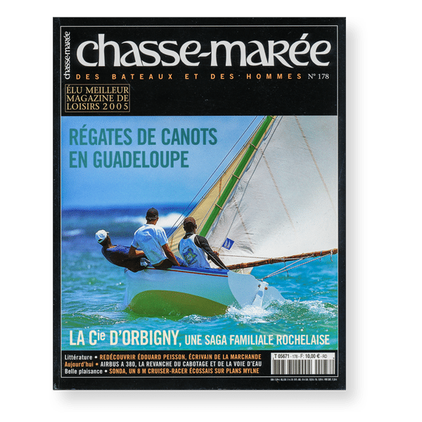 Chasse -Marée n°178 - Mai 2005