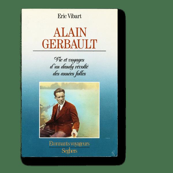 Alain Gerbault par Eric Vibart